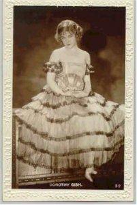 Dorothy Gish Actor / Actress Movie Star Unused