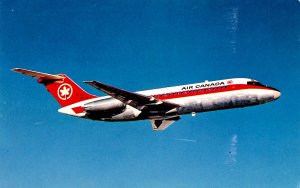Air Canada - Douglas DC-9