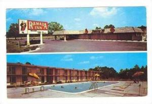 Ramada Inn, Walterboro, South Carolina, PU-1977