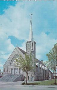 Exterior, Roman Catholic Church, Lac-Megantic, Cte Frontenac,   Quebec,  Cana...
