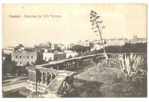 Frascati, Panorama da Villa Torionia, Rome, Lazio, Italy, 00-10s