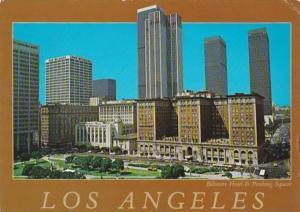 California Los Angeles The Biltmore Hotel
