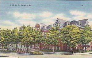Pennsylvania Berwick Y M C A Building