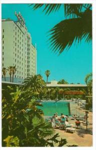 california Hollywood  Roosevelt Hotel