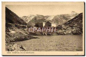 Postcard From Old St. Bernard Hospice