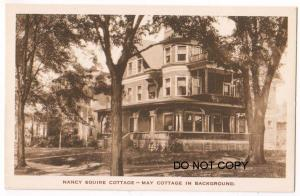 Nancy Squire Cottage, Lake George NY
