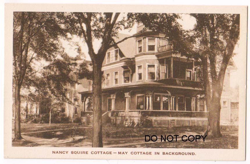 Nancy Squire Cottage Lake George Ny Hippostcard