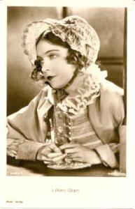 Lillian Gish Actor / Actress Movie Star Unused