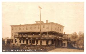 Maine  Jackman , Moose River Hotel , RPC