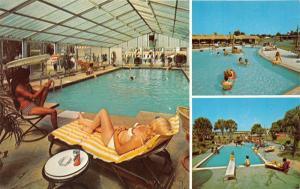 Dillon-South of the Border South Carolina~Bathing Beauties in Bikinis~1970s Pc