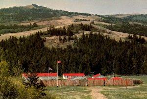 Canada - Saskatchewan. Fort Walsh
