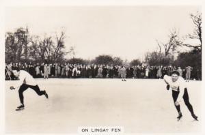 LINGAY FEN , Cambridge , England , 00-10s ; Skating Championships