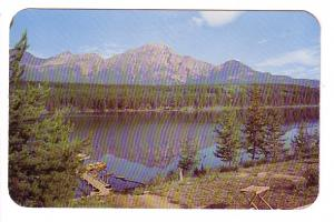 Pyramid Lake, Jasper National Park, Alberta, Northern Photo Services