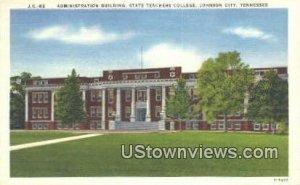 Admin Bldg, Southwestern University - Johnson City, Tennessee