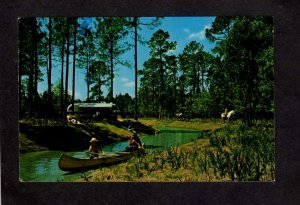 FL Walt Disney World Ft Fort Wilderness Amusement Park ORLANDO FLORIDA Postcard