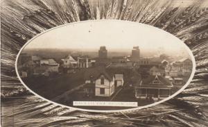 RP; Bird's Eye View , MACOUN , Saskatchewan , Canada , PU-1912