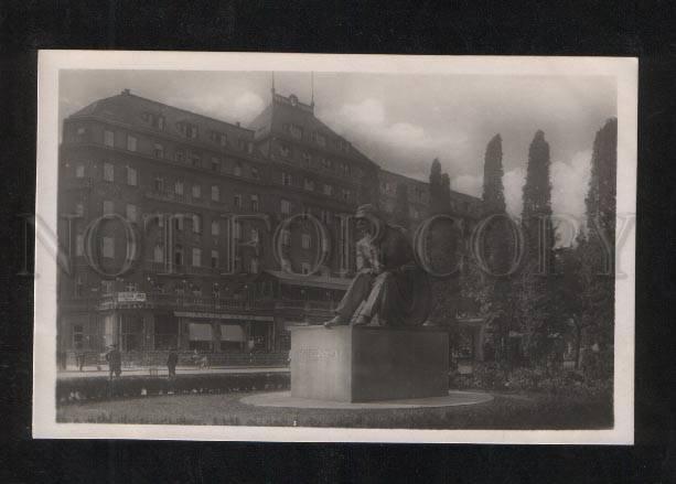 071683 SLOVAKIA Bratislava Hviezdoslavov pomnik Old