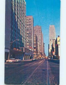 Pre-1980 SHOPS ALONG KING STREET Toronto Ontario ON F0934