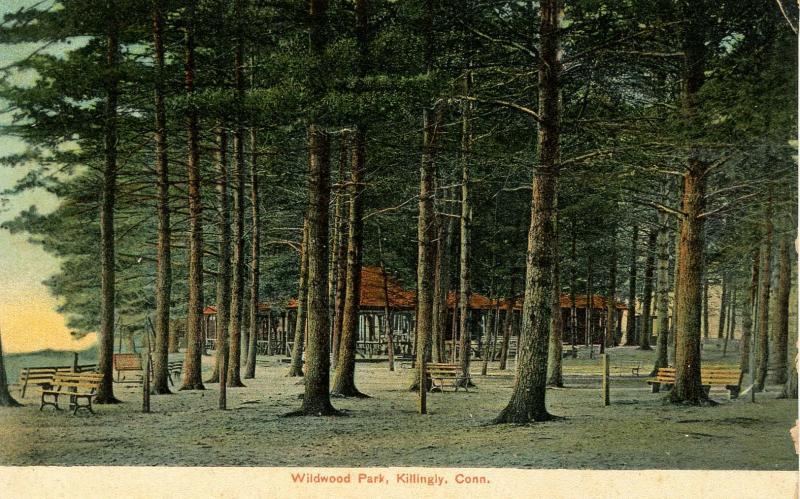 CT - Killingly. Wildwood Park