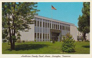 Tennessee Lexington Henderson County Court House