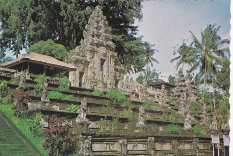 Kehen Temple Bangli , Bali , Indonesia , PU-1981