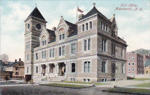 New Hampshire Manchester Post Office