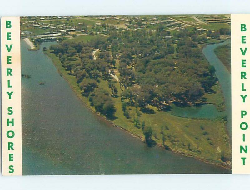 Pre-1980 BEVERLY POINT - BEVERLY SHORES Leesburg - Near Ocala & Orlando FL F3126