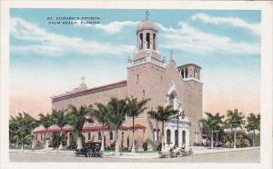 Florida Palm Beach Saint Edward's Church