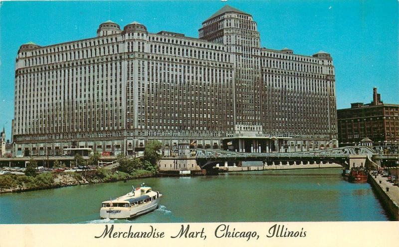 Merchandise Mart Chicago Illinois United States