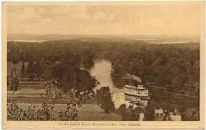 Anderson Muskoka Series Steamboat on Indian River Card