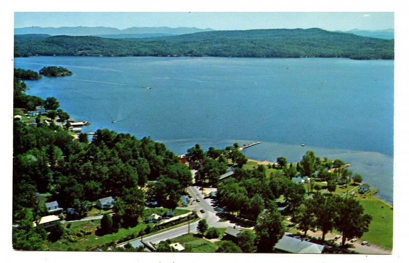 NY - Lake George. Hague