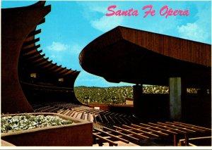 New Mexico Santa Fe The Santa Fe Opera