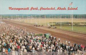 Rhode Island Pawtucket Narragansett Park Horse Racing