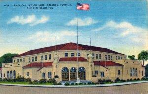 [ Linen ] US Florida Orlando - American Legion Home