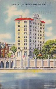 Florida Lakeland Hotel Lakeland Terrace 1941