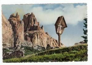 RP, Le Torri di Vajolet m. 2805 da Gardeccia, Dolomiti, Italy, 1940-1960s