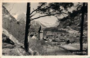 Switzerland Meiringen zwitserland 01.59