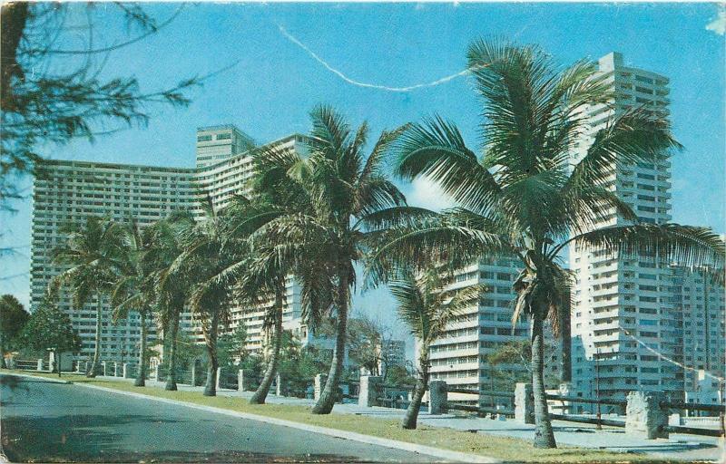 Cuba Havana Vedado City District