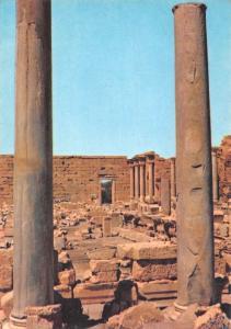 Libya Leptis Magna Il Foro Severiano Severian Forum