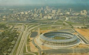 ATLANTA , Georgia , PU-1966 ; The Atlanta Stadium