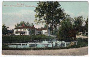 River End, Masons First Meeting Place in Massachusetts