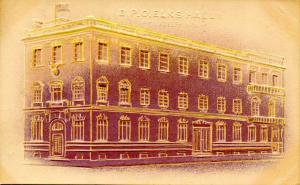 PA - Philadelphia. BPOE, Elks Hall