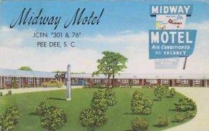South Carolina Pee Dee MidWay Mtoel