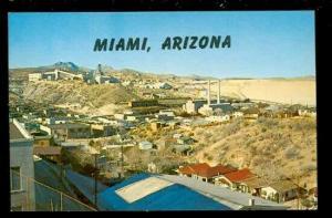 AZ, Miami, Arizona, Copper Mining Operations, Petley Studios