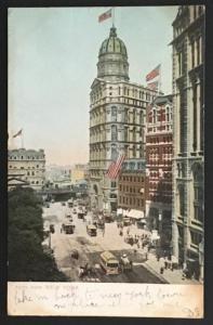Park Row New York 5 1907