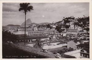 Brazil Rio de Janeiro Los Arcos Real Photo