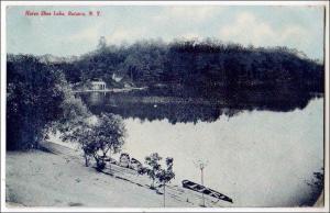 Horse Shoe Lake, Batavia NY