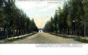 Lakewood Avenue in Lakewood, New Jersey