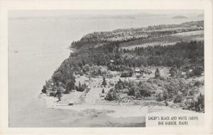 Emery's Black and White Cabins - Motel - Bar Harbor, Maine