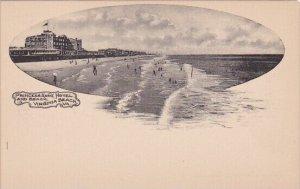 Virginia Virginia Beach Princess Anne Hotel and Beach Albertype